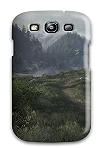 Cheap Awesome MarvinDGarcia Defender Tpu Hard Case Cover For Galaxy S3- The Vanishing Of Ethan Carter