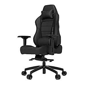 Vertagear P-Line PL6000 Racing Series Gaming Chair - Carbon/Black (Rev. 2)