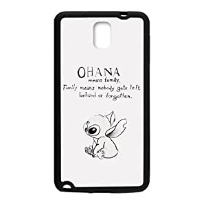 Cute OHANA Brand New And Custom Hard Case Cover Protector For Samsung Galaxy Note3 Kimberly Kurzendoerfer