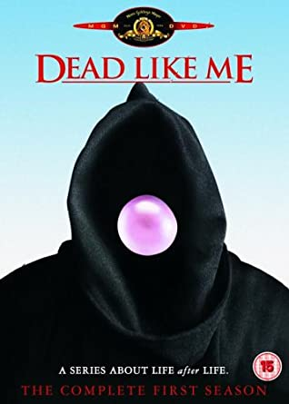 dead like me complete series dvd