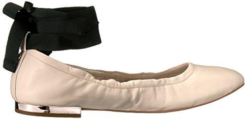 Sam Edelman Mujer Fallon Ballet Flat Modern Ivory Leather