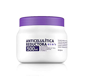 Deliplus Anti-Cellulite Reductor Cream 500 ml