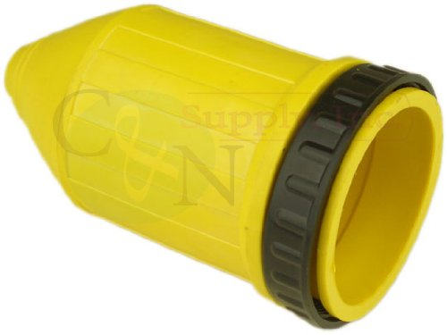 Weatherproof Cover for Marinco 50 Amp Connectors