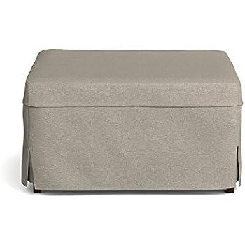 Amazon Com Rivet Fold Modern Ottoman Sofa Bed 48 Quot W