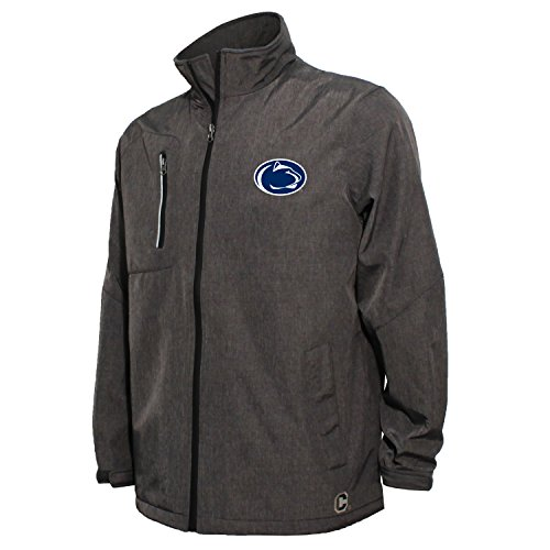 ncaa-penn-state-nittany-lions-mens-bonded-stand-up-collar-stadium-jacket-xx-large-dark-gray