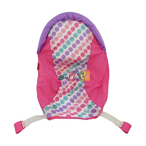 FISHER PRICE 4-in-1 Sling 'n Seat Tub Girl Replacement Sling DLH01 Pink Purple
