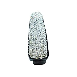 Bling Diamond Women Girl Car Glasses Holder