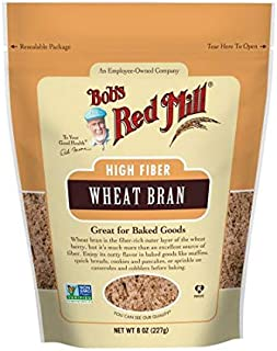 product image for Bob's Red Mill Unprocessed Miller's Wheat Bran, 8 Ounce
