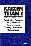 Kaizen Teian, Japan Human Relations Association, 0915299895