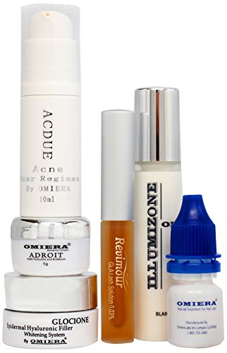 Omiera Corrector Treatment Inhibitor Anti Aging