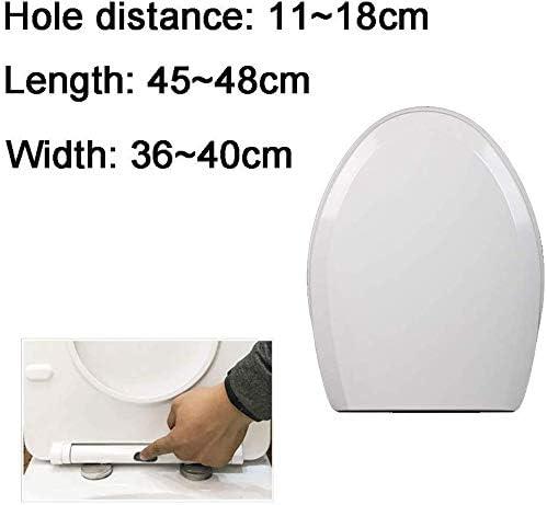 便座、抗菌性尿素ホルムアルデヒド樹脂ミュート付きU/V/O型厚手便座超耐性便蓋簡単に設置できる便器付属品
