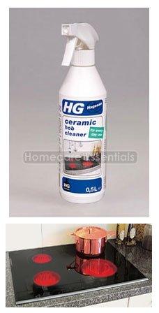 HG turcos vitrocerámica limpiador diario 500 ml: Amazon.es ...