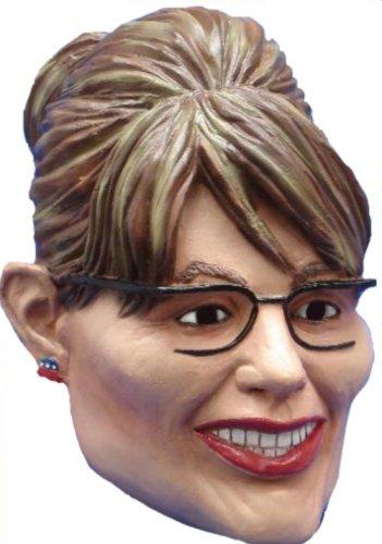 Deluxe Sarah Palin Mask ()
