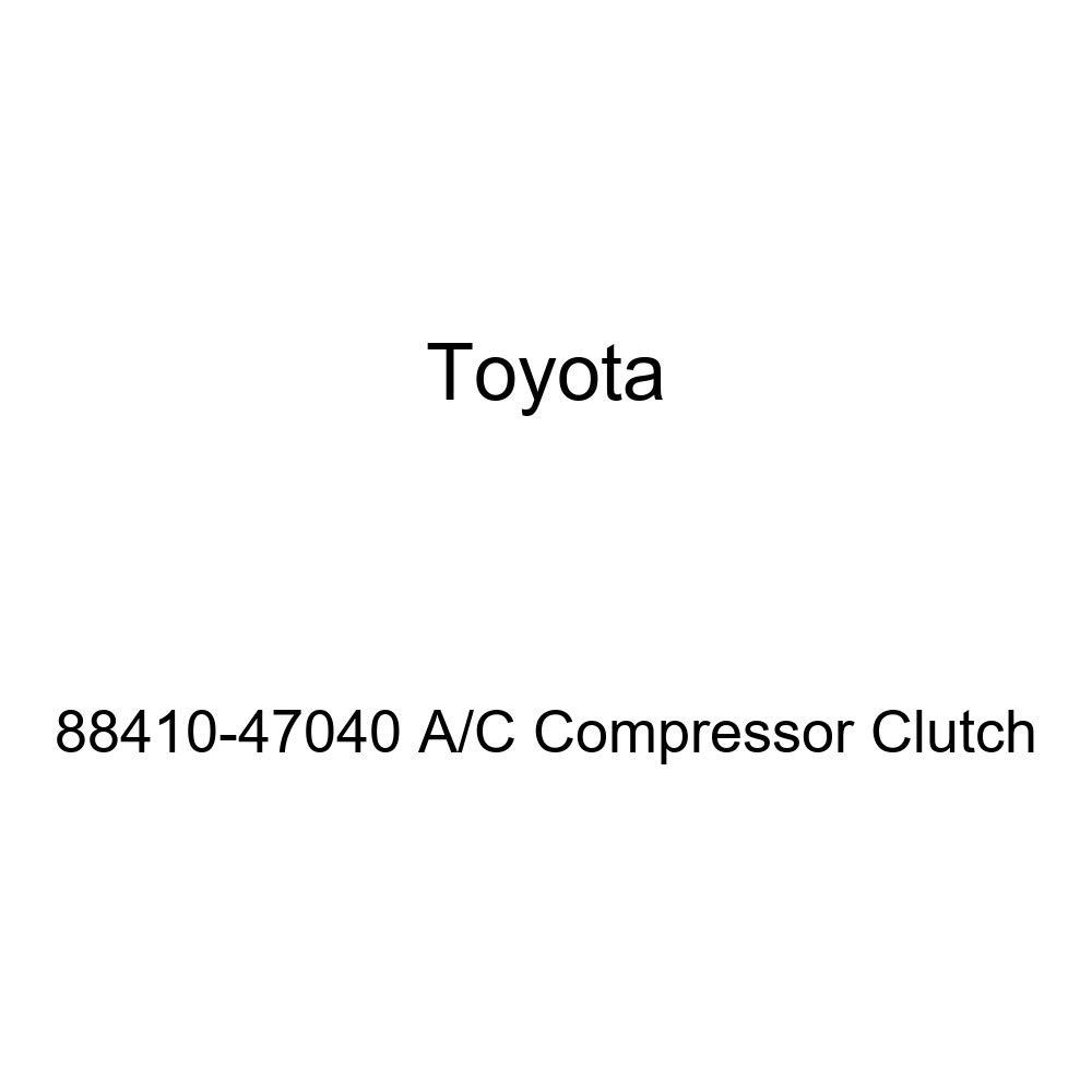 Toyota 88410-47040 A//C Compressor Clutch