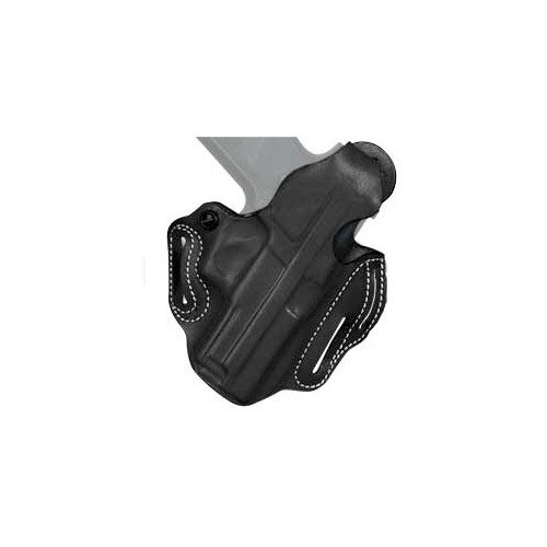 - DeSantis 2000867 RH Black Thumb Break Scabbard Holster-Sig P239