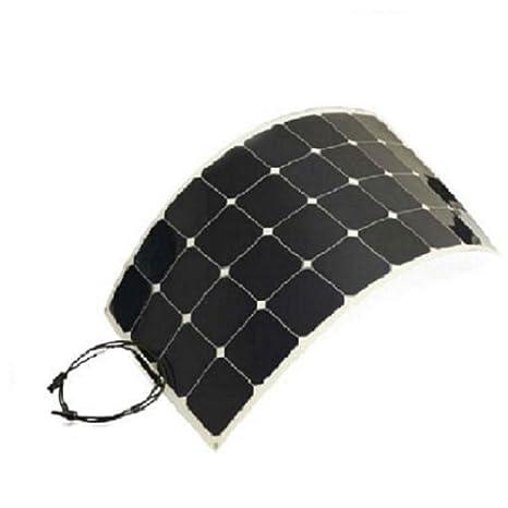 SuRCLe High Efficiency semi Flexible Solar Panels (40w Mono crytsalline Panel)