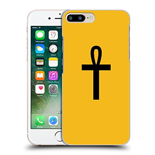 GoGoMobile Coque de Protection TPU Silicone Case pour // Q08430602 Religion 7 ambre // Apple iPhone 7 PLUS