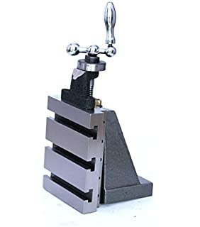 """Vertical Milling Slide 4/""""x 5/"""" Table size 125 mm x 100 mm Fixed Base"""