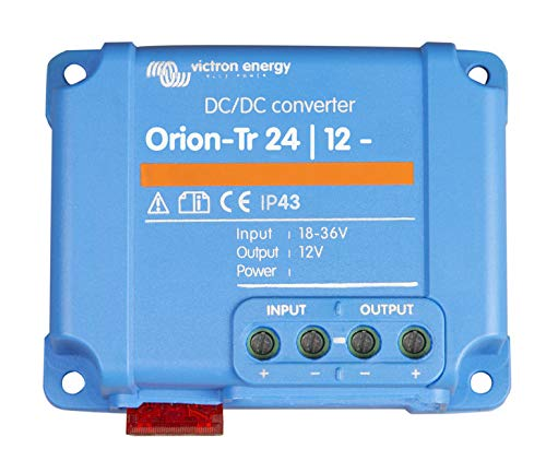 ORI241215200R 18-35V Victron Energy Convertisseur de tension DC-DC Orion-TR 24//12-15A 180W Victron Energy In