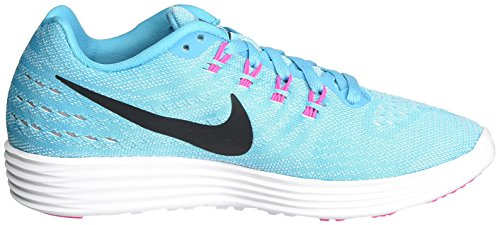 NIKE Womens Lunartempo 2 Running Shoe Blue SPHja