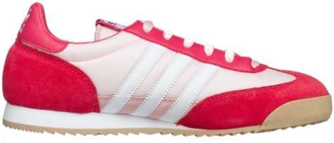 Amazon.com | adidas Originals Women's Dragon Running Shoe, Hula ...