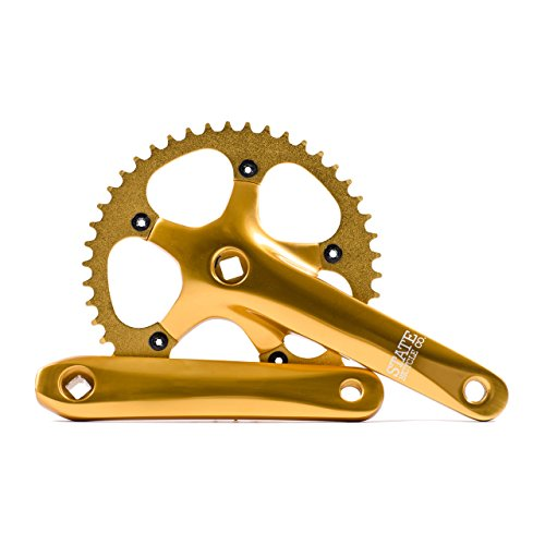 State Bicycle 46T Bike Crankset, ()