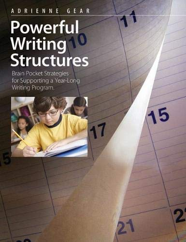 Powerful Writing Structures: Brain Pocket Strategies for ...