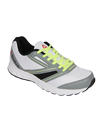 25a27c30ba7a Reebok Men Explore Run White Running Shoes  Buy Online at Low Prices in  India - Amazon.in