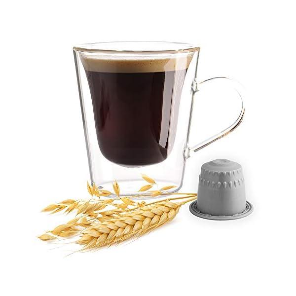 Note D'Espresso Preparato Solubile per Bevanda al Gusto di Orzo - 108 g (40 x 2.7 g) Esclusivamente Compatibili con le… 4 spesavip