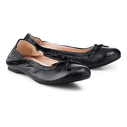 Shoes Casual Mujer Bailarinas Negro Para Gabor schwarz 27 ZqdU6pxU