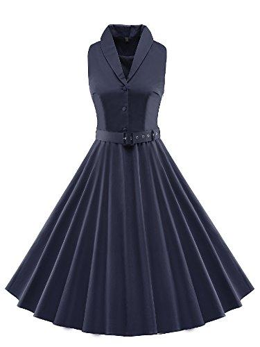 Buy bridesmaid dresses vintage look - 6