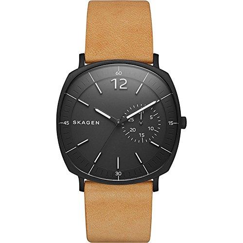 Skagen Rungsted Leather Watch