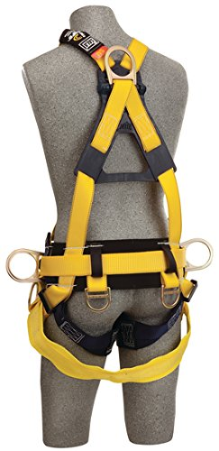 X-Large Capital Safety 1103352 Delta Cross-Over Style Tower Climbing Harness