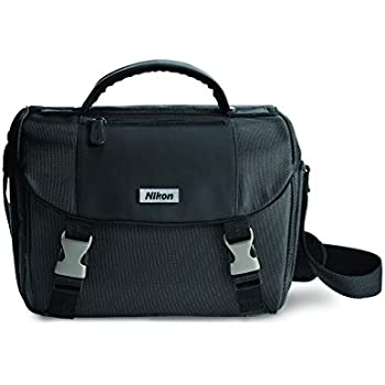 Nikon DSLR Bag with Online Class Camera Case, Black (9793)
