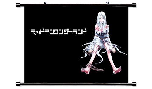 Deadman Wonderland Anime Fabric Wall Scroll Poster (32