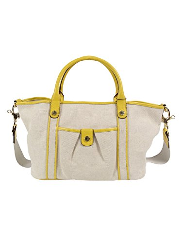 Calvin Klein Top Zip Monogram Mini Bag by Calvin Klein