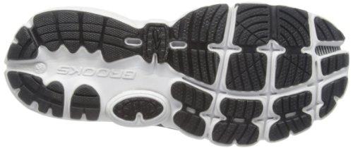 Brooks Pure Cadence 2 W - Zapatillas de correr de material sintético mujer negro - Black/Anthracite/Scuba Blue/White