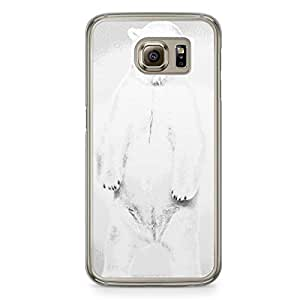 Beer Samsung Galaxy S6 Transparent Edge Case - Christmas Collection