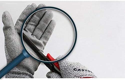 手袋 滑り止めPU労働保護手袋耐摩耗性カット防止手袋耐油性防水突き刺し防止園芸トリミング作業 LMMSP