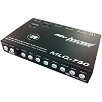 McLaren Audio MLQ750 7-Band Parametric Equalizer