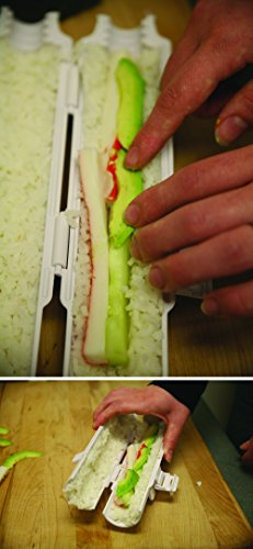 Camp Chef Sushezi Roller Kit - Sushi Rolls Made Easy by Sante (Image #2)
