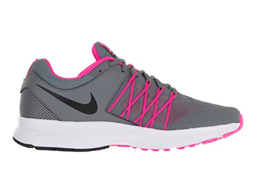 Nike 843882-002, Zapatillas de Trail Running para Mujer Gris (Cool Grey/Black-Pink Blast-White)