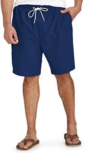 Amazon Essentials Men's Big & Tall Quick-Dry Swim Trunk are compatible via DXL