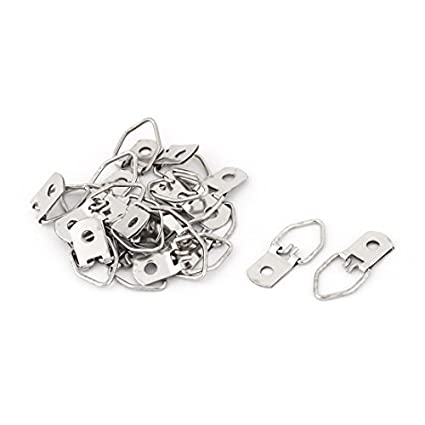 Amazon.com: eDealMax Perchas triángulo del Metal del hogar D ...