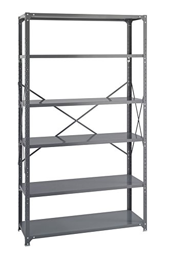 Safco Products 6253 Industrial Shelving 48