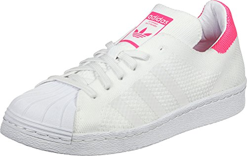 Superstar 80s Rose Chaussures Pk Adidas Blanc W gdxSc6