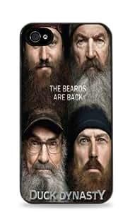 Duck Dynasty Beards Are Back Apple iPhone 5C Hard Case - Black - 820