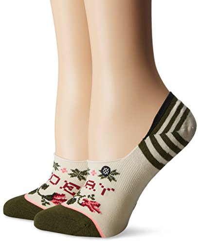 Stance Womens Floral Support Invisble