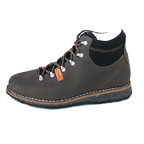 Hiking Plus Dark Unisex Brown Badia Brown Adults' Brown AKU Dark High Boots Rise xYatqYpw8