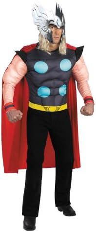 César 5173 - Disfraz de Thor para hombre (adulto): Amazon.es ...